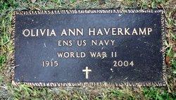Olivia Ann Haverkamp