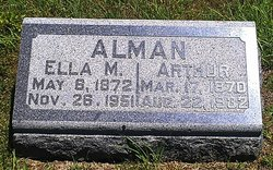 Ella M Alman