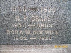 Dora <i>Wakefield</i> Crane