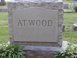 Lilly (Lillian) D. <i>Wolcott</i> Atwood