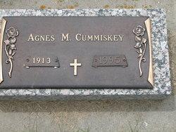 Agnes M Cummiskey