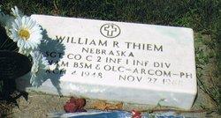 William Raymond Thiem