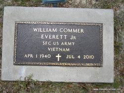 William Commer Everett, Jr