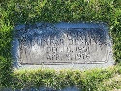 Gladys Faye <i>Dunbar</i> Deskins