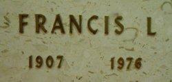 Francis Lemuel Lem Pidcock, Jr