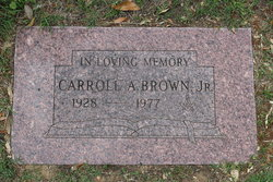 Carroll Ancle Brown, Jr