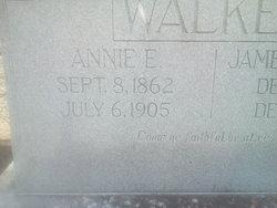 Annie E. <i>McClung</i> Walker