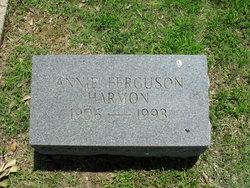 Annie <i>Ferguson</i> Harmon