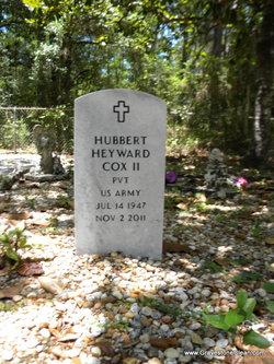 Hubert Hayward Butch Cox, II