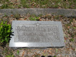 Malzie Railey Barfield