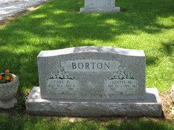 Edith Marie <i>Myer</i> Borton