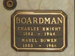 Charles Knight Boardman