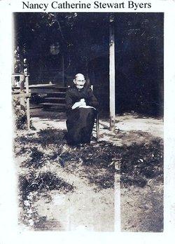 Nancy C. <i>Stewart</i> Byers