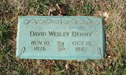 David Wesley Dave Denny