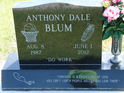 Anthony Dale Blum