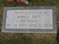 Mary C <i>Joynson</i> Davis