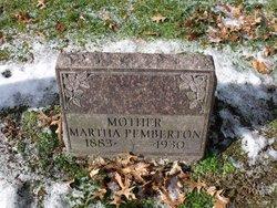 Martha Pemberton