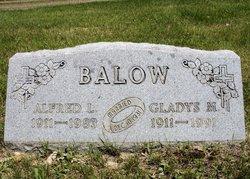 Gladys M <i>Lowe</i> Balow
