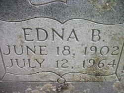 Edna Earl <i>Brank</i> Allen