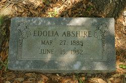 Edolia <i>Guidry</i> Abshire