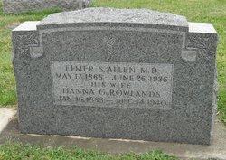 Elmer S. Allen, Sr