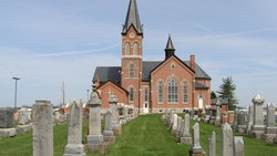Zion Lutheran Church at Friedheim Cemetery
