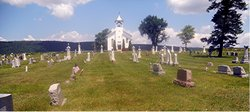 Packer Cemetery at Saint Matthew's Church