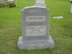 Thomas Clyde Hobson