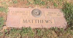Vinlee P Matthews