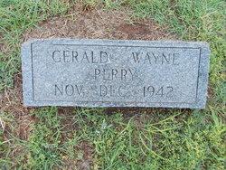 Gerald Wayne Perry