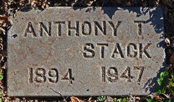 Anthony T Stack