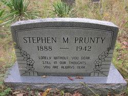 Stephen Martin Prunty