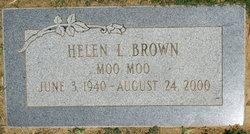 Helen Loraine <i>Landers</i> Brown