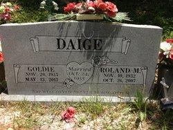 Roland Melvin Daige