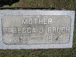 Rebecca Jean <i>Wertz</i> Bruch