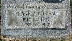 Frank A Gillam