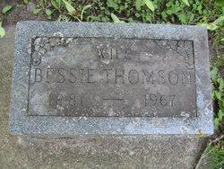 Bessie <i>Goodwin</i> Thomson