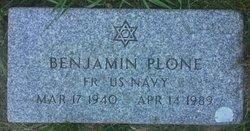 Benjamin Plone