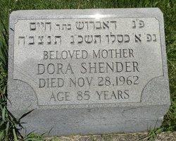 Dora Pollack Shender