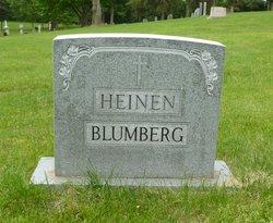 Claudia Marguerite Peppy <i>Heinen</i> Blumberg