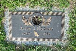 Allen J Hooker