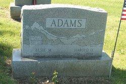 Harold O. Adams