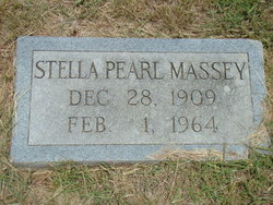Stella Pearl <i>Embry</i> Massey