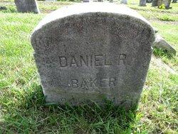 Daniel R Baker