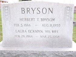 Laura <i>Eckman</i> Bryson