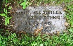 Sarah Jane <i>Stethem</i> Donnelly