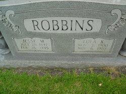 Jesse M. Robbins