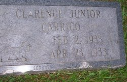 Clarence Junior Carrico