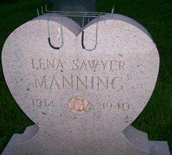 Lena <i>Sawyer</i> Manning