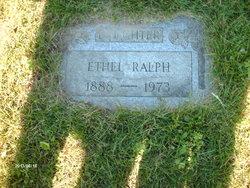 Ethel A <i>Dingeman</i> Ralph